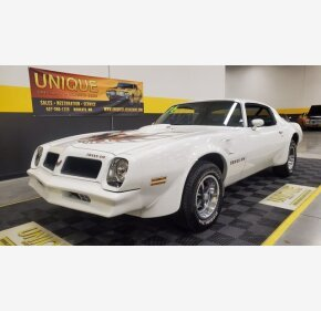 1976 Pontiac Firebird Trans Am for sale 101342323