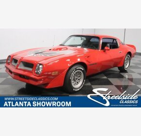 1976 Pontiac Firebird Trans Am for sale 101420038
