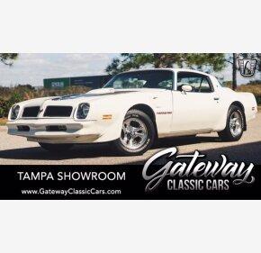 1976 Pontiac Firebird for sale 101461384
