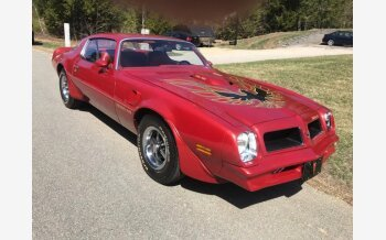 1976 Pontiac Firebird for sale 101489549