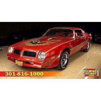 1976 Pontiac Firebird for sale 101546144