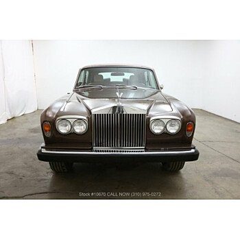 1976 Rolls-Royce Silver Shadow for sale 101108773