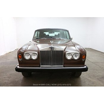 1976 Rolls-Royce Silver Shadow for sale 101121454