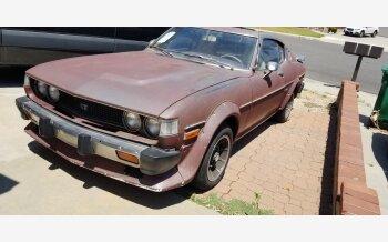 1976 Toyota Celica GT Hatchback for sale 101570422