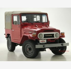 Toyota Land Cruiser Classics for Sale - Classics on Autotrader