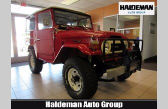 1976 Toyota Land Cruiser for sale 101370060
