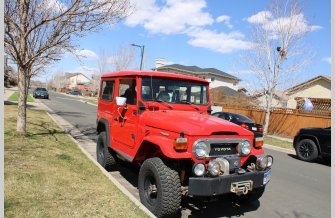 1976 Toyota Land Cruiser for sale 101489110