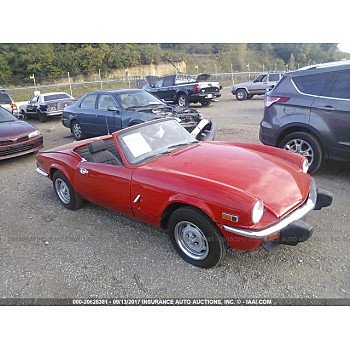 1976 Triumph Spitfire for sale 101016253