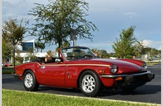 1976 Triumph Spitfire for sale 101370004