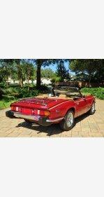 1976 Triumph Spitfire for sale 101370004