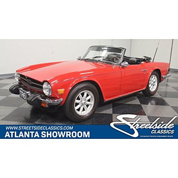 1976 Triumph TR6 for sale 100996191