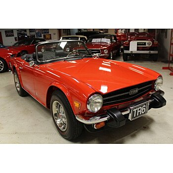 1976 Triumph TR6 for sale 101081938
