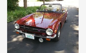 1976 Triumph TR6 for sale 101357382