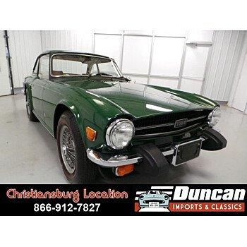 1976 Triumph TR6 for sale 101012783