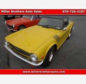 1976 Triumph TR6 for sale 101026085
