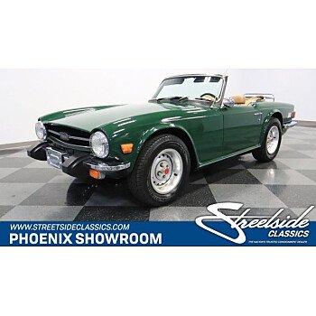 1976 Triumph TR6 for sale 101175115