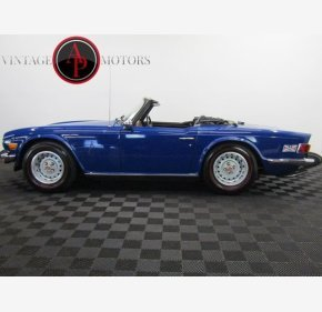 1976 Triumph TR6 for sale 101188489