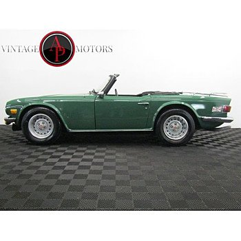 1976 Triumph TR6 for sale 101192680