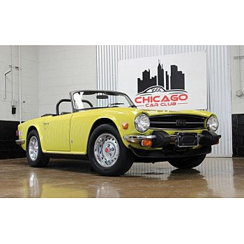 1976 Triumph TR6 for sale 101203584