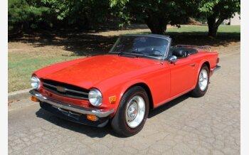 1976 Triumph TR6 for sale 101217390