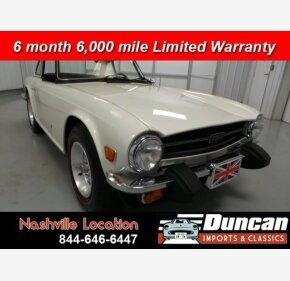 1976 Triumph TR6 for sale 101227442