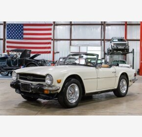 1976 Triumph TR6 for sale 101357701
