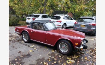 1976 Triumph TR6 for sale 101388840