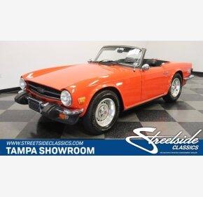 1976 Triumph TR6 for sale 101412484