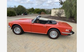 1976 Triumph TR6 for sale 101457275