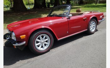 1976 Triumph TR6 for sale 101503962