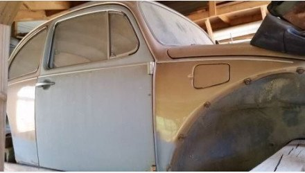 1976 Volkswagen Beetle for sale 100829251