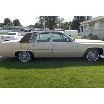 1977 Cadillac De Ville for sale 100982143