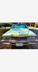 1977 Cadillac De Ville for sale 101071725