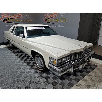 1977 Cadillac De Ville for sale 101092530