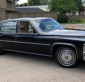 1977 Cadillac De Ville Sedan for sale 101192744
