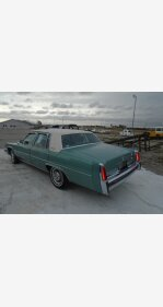1977 Cadillac De Ville for sale 101390656