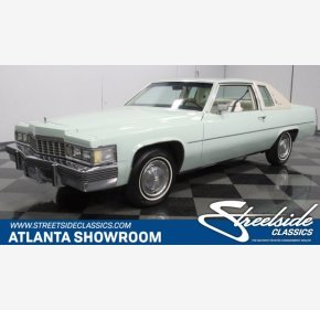 1977 Cadillac De Ville for sale 101414716