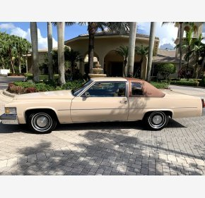 1977 Cadillac De Ville Coupe for sale 101418915