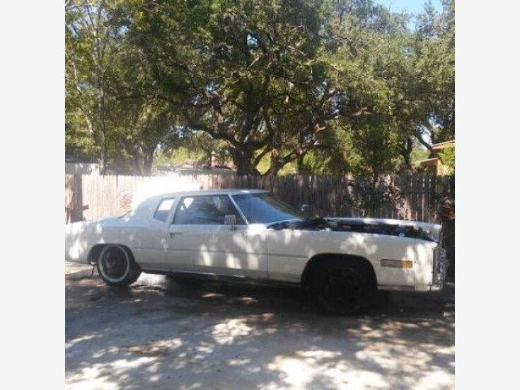 1977 Cadillac Eldorado for sale 100882409