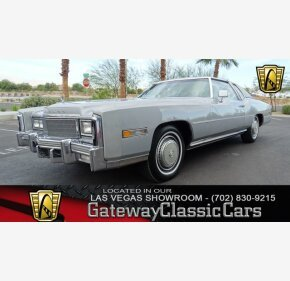 1977 Cadillac Eldorado for sale 101044518