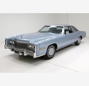 1977 Cadillac Eldorado Coupe for sale 101078850