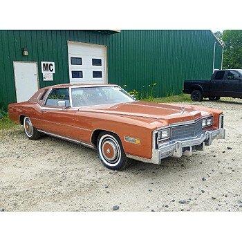 1977 Cadillac Eldorado for sale 101190494