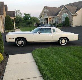 1977 Cadillac Eldorado for sale 101246852