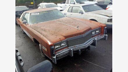 1977 Cadillac Eldorado for sale 101249725