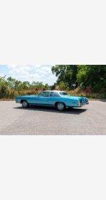 1977 Cadillac Eldorado for sale 101317499