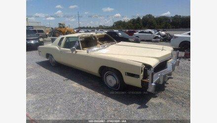 1977 Cadillac Eldorado for sale 101347158