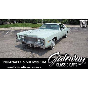 1977 Cadillac Eldorado for sale 101570480