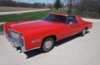 1977 Cadillac Eldorado Coupe for sale 101125524