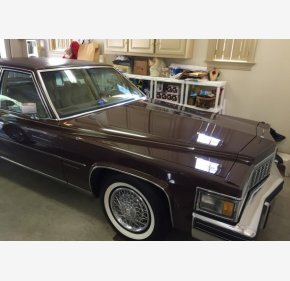 1977 Cadillac Fleetwood for sale 100953742