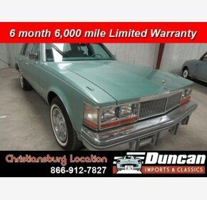 1977 Cadillac Seville for sale 101013166
